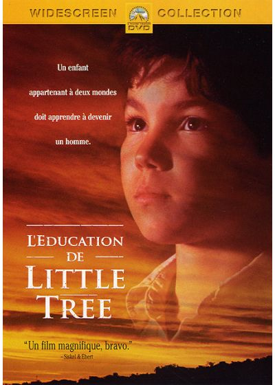 L'Éducation de Little Tree - DVD