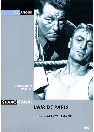 L'Air de Paris - DVD