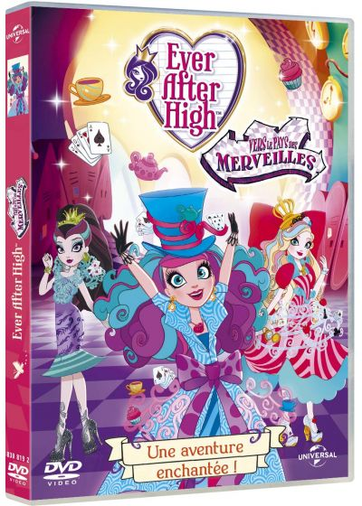 Ever After High : Vers le pays des merveilles - DVD