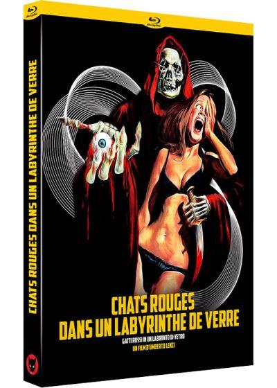 Chats rouges dans un labyrinthe de verre (Combo Blu,ray + DVD , Édition