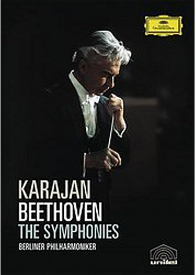 Karajan / Beethoven - The Symphonies - DVD