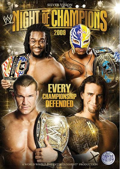 Night of the Champions 2009 - DVD