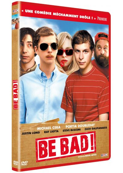 Be Bad ! - DVD