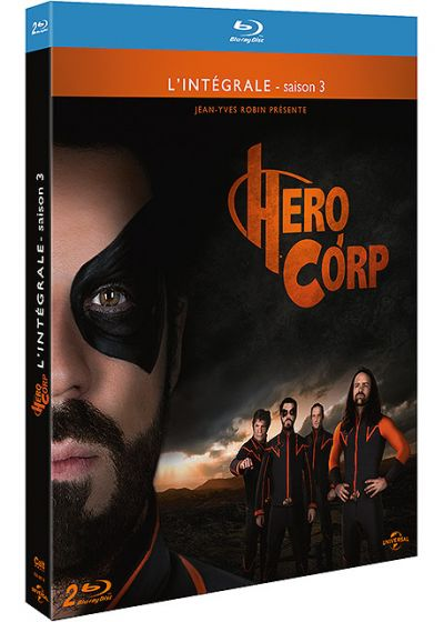 Hero Corp - Saison 3 - Blu-ray