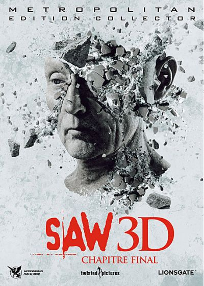 Saw VII - Chapitre final (Édition Collector Director's Cut) - DVD