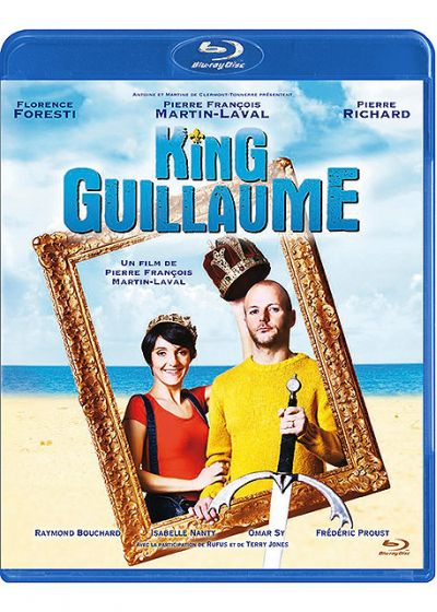 King Guillaume - Blu-ray