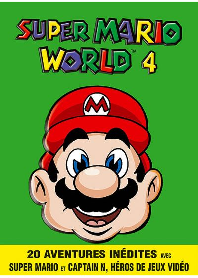 Super Mario World 4 - DVD