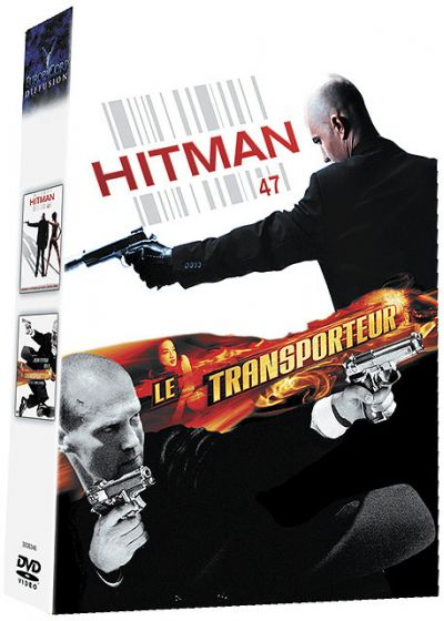 Hitman + Le transporteur (Pack) - DVD