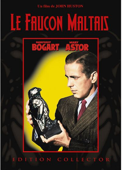 Le Faucon maltais (Édition Collector) - DVD