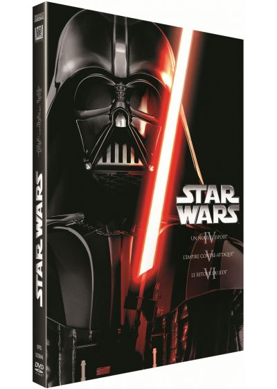 Star Wars - La Trilogie (Édition Simple) - DVD