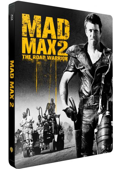 Mad Max 2 (Blu-ray + Copie digitale - Édition boîtier SteelBook) - Blu-ray