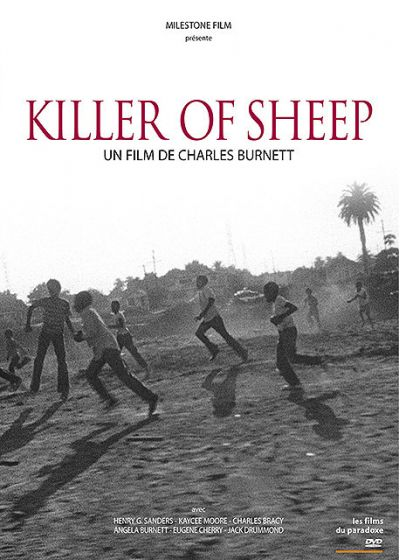 Killer of Sheep - DVD
