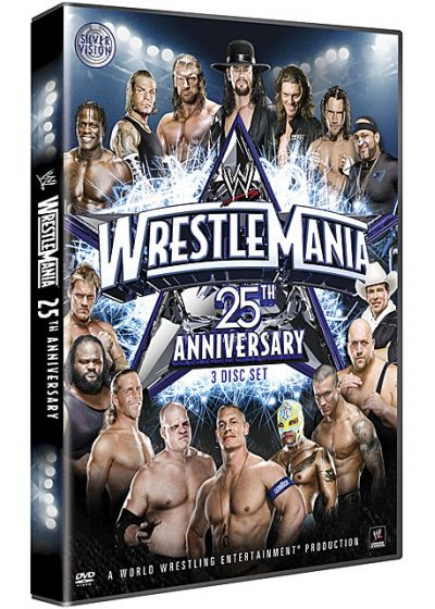 WrestleMania 25 - 25th Anniversary - DVD