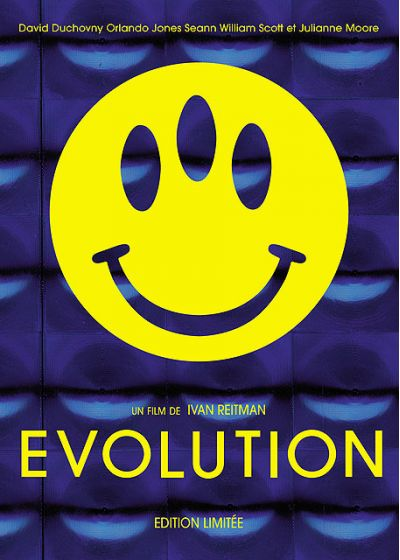 Evolution - DVD