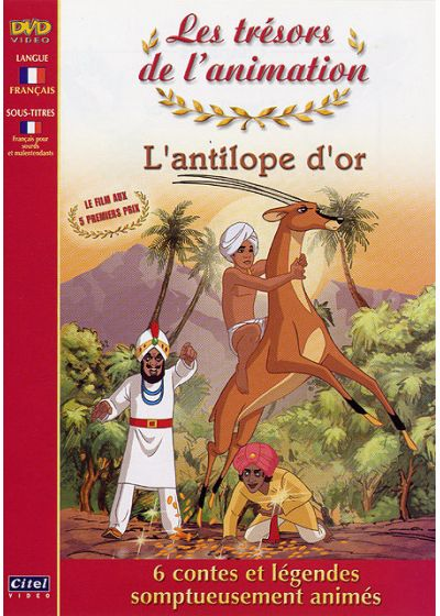 L'Antilope d'or - DVD