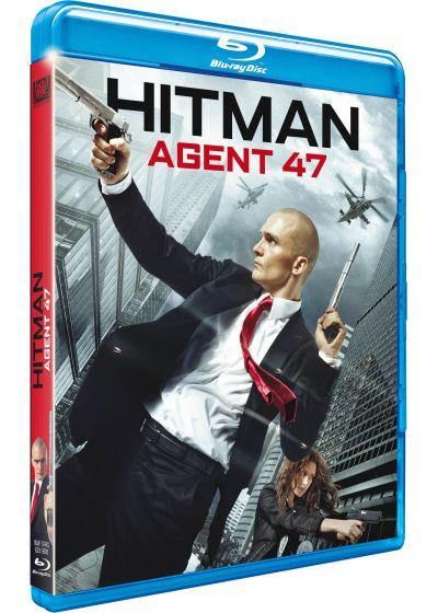 Hitman : Agent 47 (Blu-ray + Digital HD) - Blu-ray