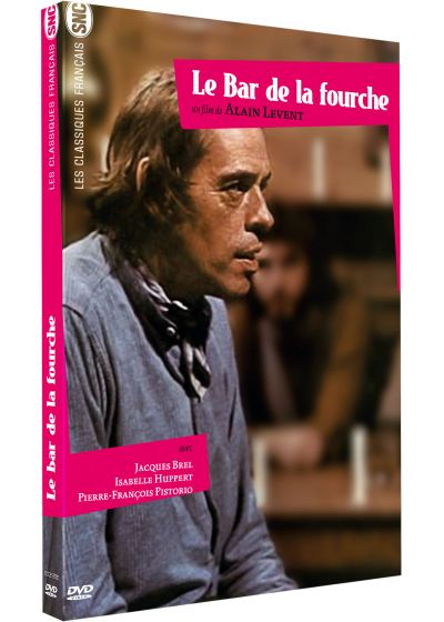Le Bar de la fourche - DVD