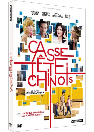 Casse-tête chinois - DVD