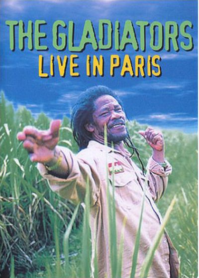 The Gladiators - Live in Paris - DVD