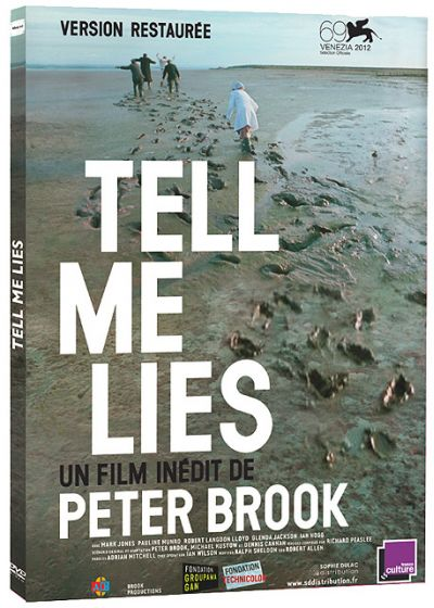 Tell Me Lies (Version restaurée) - DVD