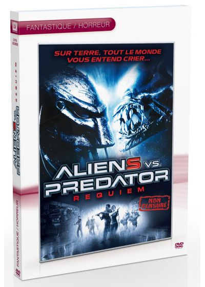 Aliens vs. Predator - Requiem (Non censuré) - DVD