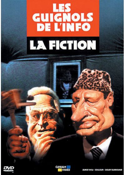Les Guignols de l'info - La fiction - DVD