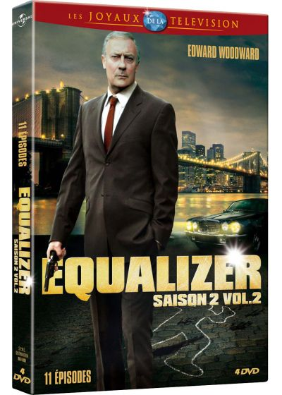 Equalizer - Saison 2 - Vol. 2 - DVD