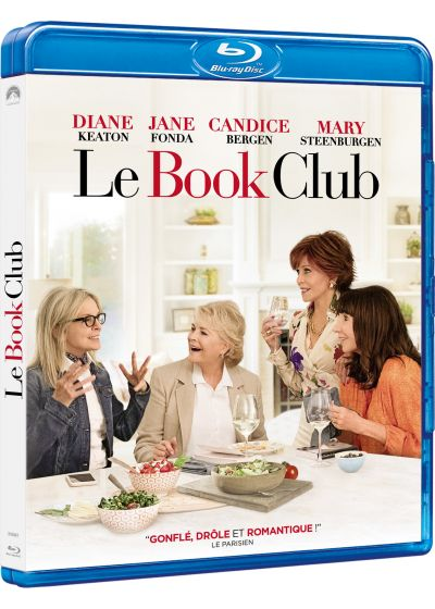 Le Book Club - Blu-ray