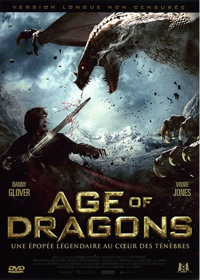 Age of Dragons (Version longue non censurée) - DVD