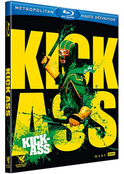 Kick-Ass (Édition Prestige) - Blu-ray