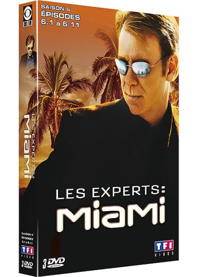 Les Experts : Miami - Saison 6 Vol. 1 - DVD