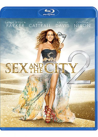 Sex and the City 2 - Blu-ray