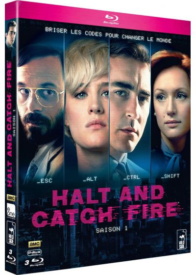 Halt and Catch Fire - Saison 1 - Blu-ray