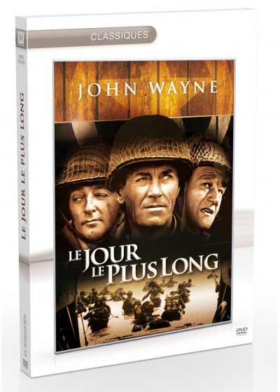 Le Jour le plus long - DVD