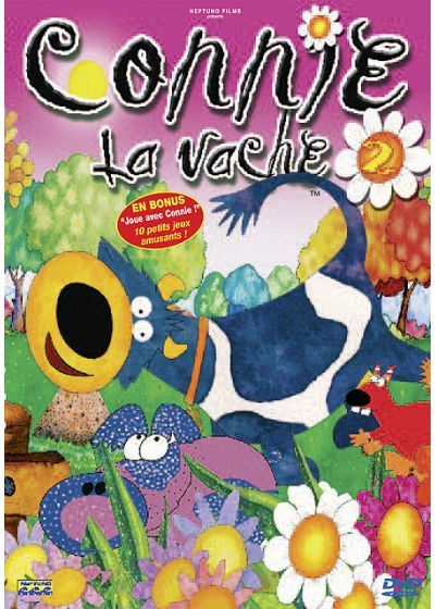 Connie la vache - Vol. 2 - DVD
