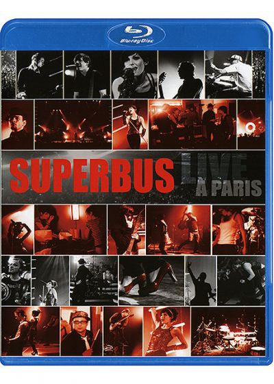 Superbus - Live à Paris - Blu-ray