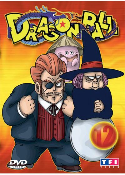 Dragon Ball - Vol. 12 - DVD