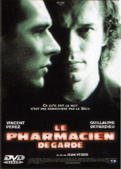 Le Pharmacien de garde (Édition Collector) - DVD