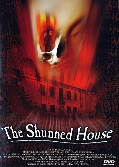 The Shunned House (Édition Collector Limitée) - DVD
