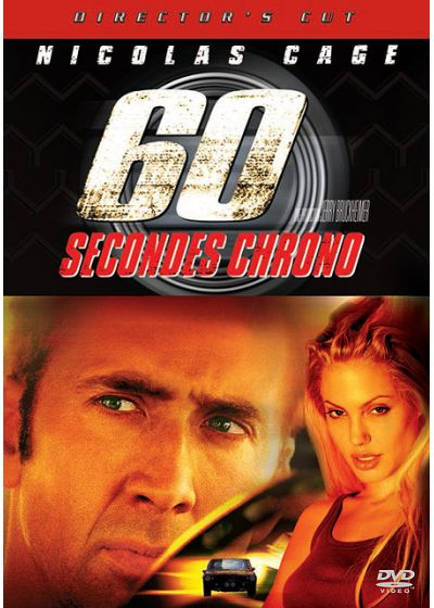 60 secondes chrono (Director's Cut) - DVD