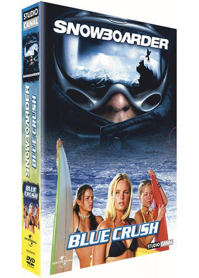 Snowboarder + Crush - DVD