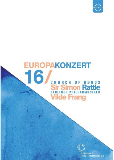 Europakonzert 2016 Church of Roros - DVD
