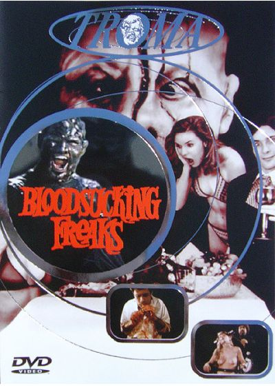 Bloodsucking Freaks - DVD