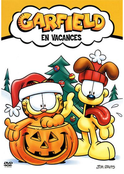 Garfield en vacances - DVD