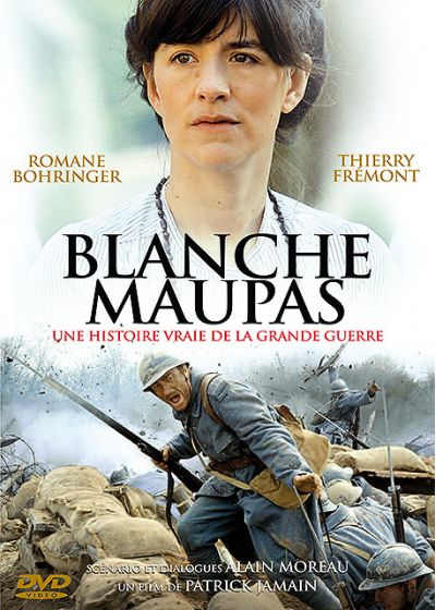 Blanche Maupas - DVD