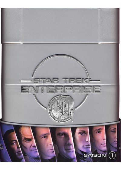 Star Trek - Enterprise - Saison 1 - DVD
