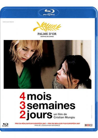 4 mois, 3 semaines, 2 jours - Blu-ray