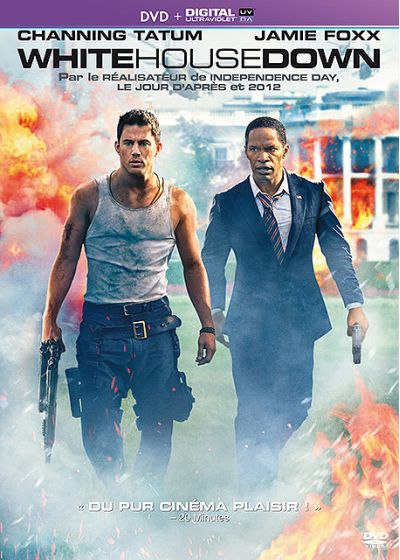 White House Down (DVD + Copie digitale) - DVD