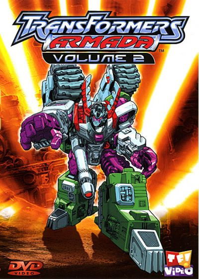 Transformers Armada - Volume 2 - DVD