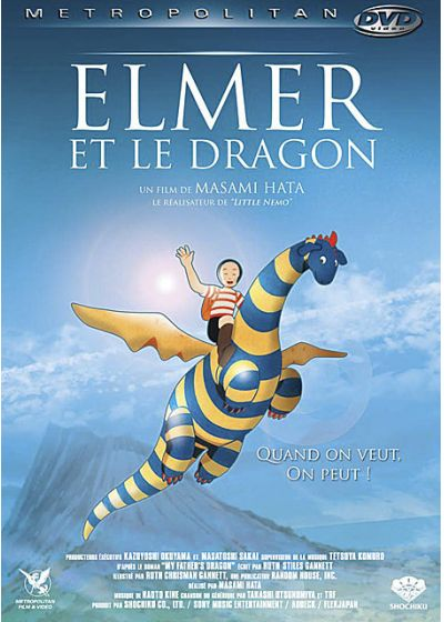 Elmer et le dragon - DVD